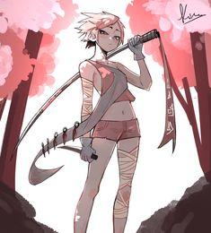 Fantasy Character Design, Character Design Inspiration, Character Concept, Character Art, Animation Character, Character Ideas, Dnd Characters, Fantasy Characters, Anime Ninja