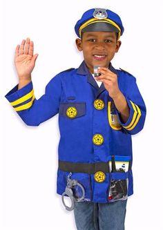 Costume de policier (Melissa & Doug)