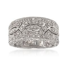 .30 ct. t.w. Diamond Ring in Sterling Silver