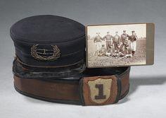 19th Century Baseball Hat 43e01de98f7a