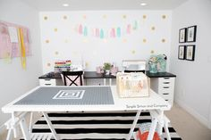 Elizabeth's Sewing Room