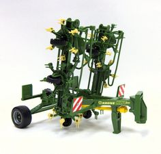 1/16th Krone Trailed Rotary Hay Tedder by Bruder Toy Toys