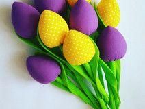Tulipany Raj, Etsy