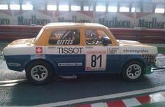 Otro veterano de las carreras: El #Simca 1000