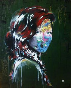 """Juxtapoz Magazine - Sandra Chevrier """"Les Cages; Collections of the Broken"""" @ REED Projects, Stavanger"""