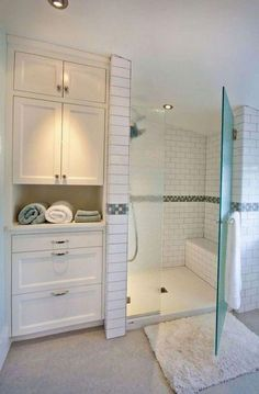 28 Bathroom Decor To Inspire – Home Decoration Experts – Diy Bathroom Remodel İdeas Basement Bathroom, Small Bathroom, Master Bathroom, Bathroom Ideas, Budget Bathroom, Shower Ideas, Bathroom Storage, Bathroom Mirrors, Small Master Bath