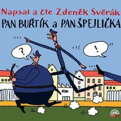 Zdeněk Svěrák – Pan Buřtík a pan Špejlička (recenzia)