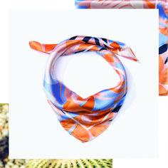 Flower prints #vilanovabandana #flower #prints #accessories #scarf #fashion #style