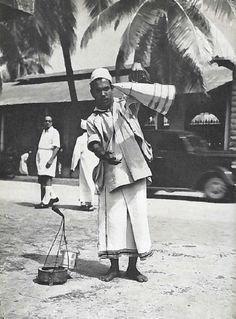Coffee Seller Zanzibar 1959