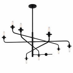 Atelier 8-Light Pendant & Sonneman Atelier 8-Light Pendant