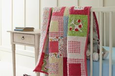Stitch a Baby Quilt for That Special Little One: And There's More...