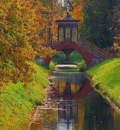 San Petersburgo, Rusia de La V.L.