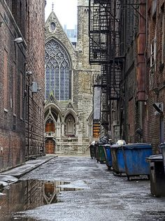 All sizes | Pittsburgh Alley | Flickr - Photo Sharing!