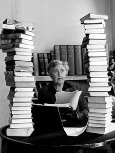 Something I read in the NYT: Agatha Christie's catalog generates around $4M in royalties each year.  37 years after she died, her work is still earning far more than I could imagine.