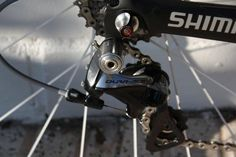 Shimano Dura-Ace RD-9000 w/ Berner pulleys and cage Visit us @ https://www.wocycling.com/ for the best online cycling store.
