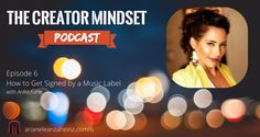 Music Labels, Mindset, Musicians, The Creator, How To Get, Artists, Signs, Attitude, Music Artists