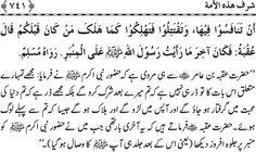 Al Minhaj us Sawi Page # 741