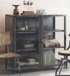 Roost Curator's Cabinet, Three Shelf