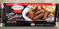 Hormel Little Sizzlers Review