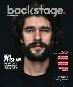 Remember Ben Whishaw's Name