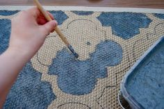 painted tent floors - Google Search