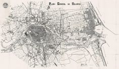 valencia cartografia: