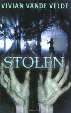 Today's Kindle Teen Daily Deal is Stolen ($1.99), by Vivian Vande Velde.