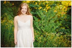 Hoyt Aboretum is a great location for senior photos in Portland! Photo by Portland senior photographer Katy Weaver
