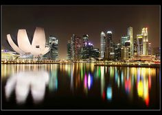 Singapore reflection - Visit http://asiaexpatguides.com and make the most of your experience in Asia! Like our FB page https://www.facebook.com/pages/Asia-Expat-Guides/162063957304747 and Follow our Twitter https://twitter.com/AsiaExpatGuides for more #ExpatTips and inspiration!
