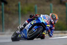 MotoGP | スズキ 第13戦 チェコGP 予選レポート  [F1 / Formula 1] Valentino Rossi, Motogp, F1 News, Raiders, Motorcycles, Racing, Bike, Sports, Running