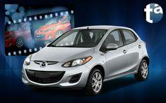 078 - #Mazda #Mazda2 Sport 5-door #hatchback  2012 #Automotive Mazda #SkyActiv Technology