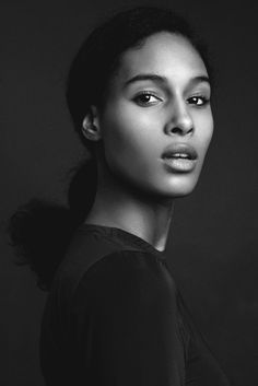 Cindy Bruna:: Newfaces – Models.com's Model of the Week and Daily Duo newcomer  on VS Fashion Show 2013