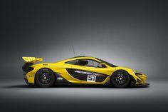 The McLaren P1 GTR roars in at Geneva auto show • CF Blog