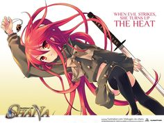 Download FREE Shakugan no Shana wallpaper exclusively on our website!