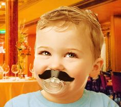 Pacifier for the young and hip! - http://noveltystreet.com/item/549/