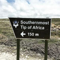 To the ends of the earth. #southafrica #capeagulhas #travel #traveller #travelling #instatravel #instagram_sa #signpost #struisbaai by iwagenman