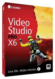 Crack Corel Video Studio Pro X6