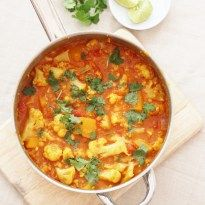 Butternut Squash, Cauliflower and Red Lentil Dhal - Easy Peasy Foodie