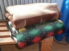 old blankes