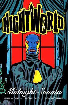 "NIGHTWORLD Vol. 1 collection, ""Midnight Sonata"""