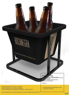 BOCANEGRA BEER COOLER #BOCANEGRA #barsigns  #beersigns BOCANEGRABEER #HIELERA…