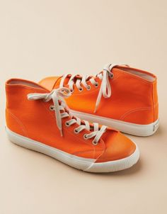 9687b08040a762 YMC - Rubber Toe Boot (orange)