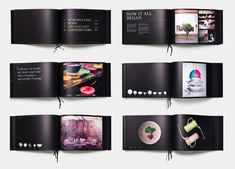 36 Stunning Magazine And Publication Layouts For Your Inspiration · Design  AgencyIdentity DesignVisual IdentityPortfolio ...