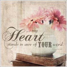 Psalms 119:161