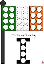 Magnet Page for St. Patrick's Day.  Learn how to use them at Making Learning Fun.