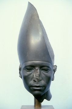 Someone apparently went out their way to deface the noses of many Egyptian statues. Why is that?