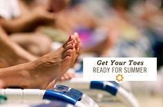 Sandal-Ready Feet in 5 Easy Steps | Seventh Generation