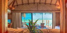 Aitutaki Lagoon Resort & Spa Overwater Bungalow
