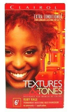 Clairol Text and Tone Kit -6R Ruby Rage >>> Check this awesome product by going to the link at the image.