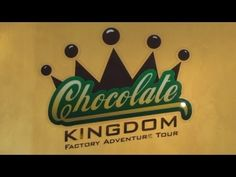 Chocolate Kingdom in Kissimmee, Florida - Factory Tour and Chocolate Shop!